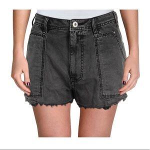 Free People Get Far Cutoff Shorts